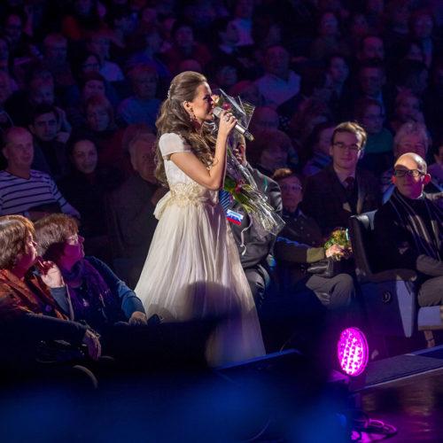 Сольный концерт в БКЗ «Октябрьский»