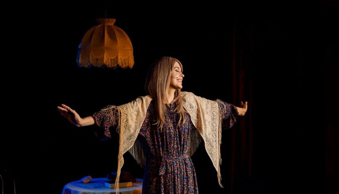 Моноспектакль-концерт о жизни Анны Герман «Гори, гори, моя звезда…»
